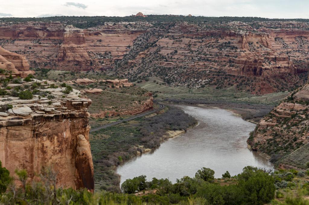 Colorado River McInnis Canyons