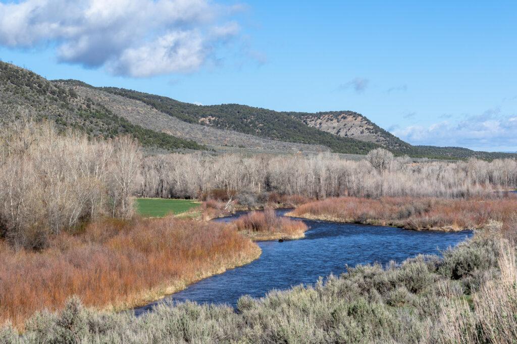 White River photo