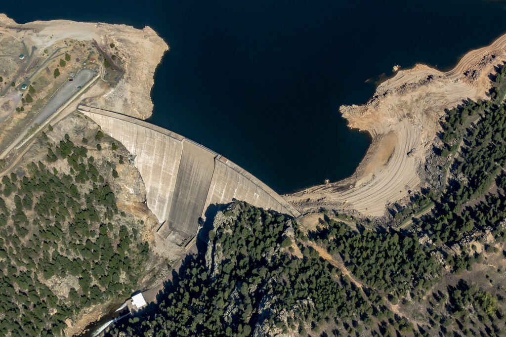 Gross Dam photo