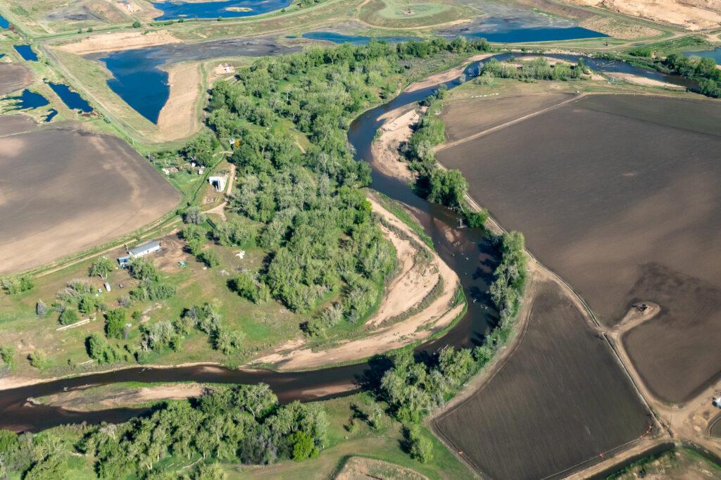 South Platte River photo