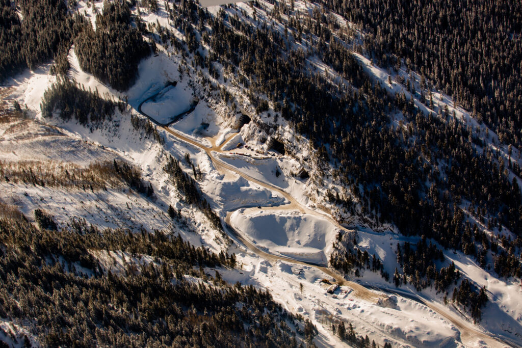 Yule quarry in Marble, CO faces scrutiny over diesel spill.