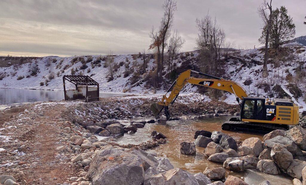 Roaring Fork River near Basalt
