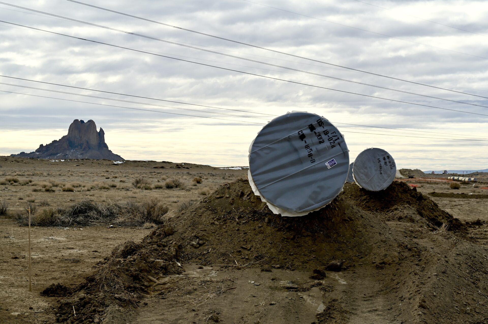Navajo water photo 1