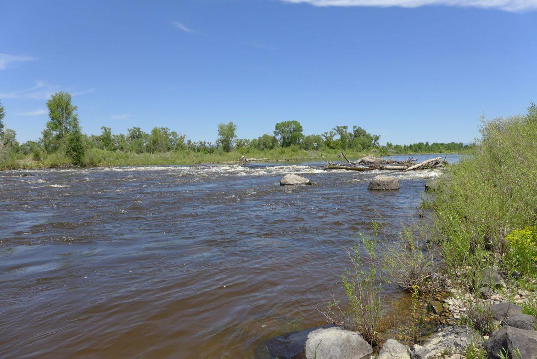Yampa River Rapids photo