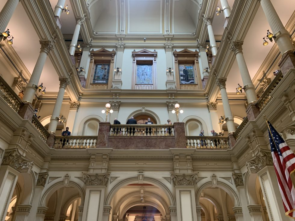 Denver Capitol photo