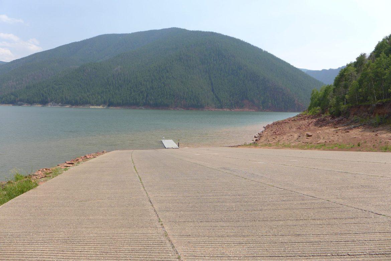 Ruedi Reservoir photo