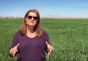 Tina Shields with the Imperial Irrigation District photo