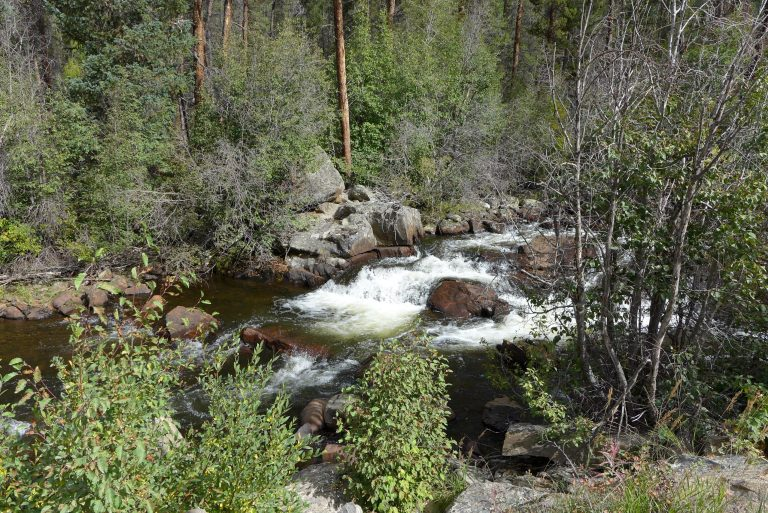Homestake Creek photo